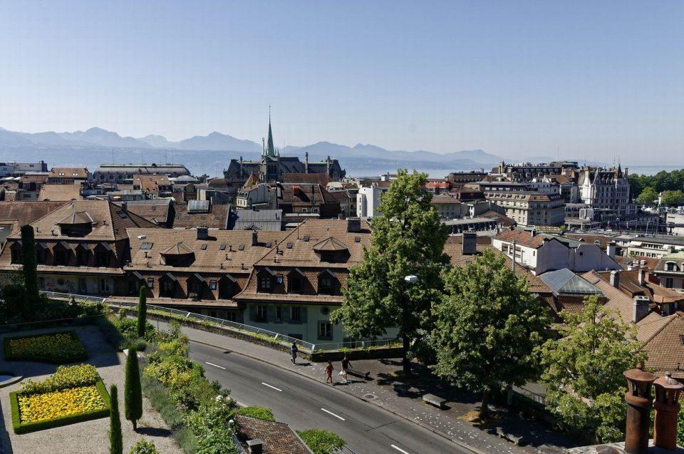 Réalisation de sites web à Lausanne